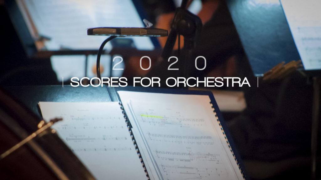 Concorso 2 Agosto 2020 Scores for Orchestra